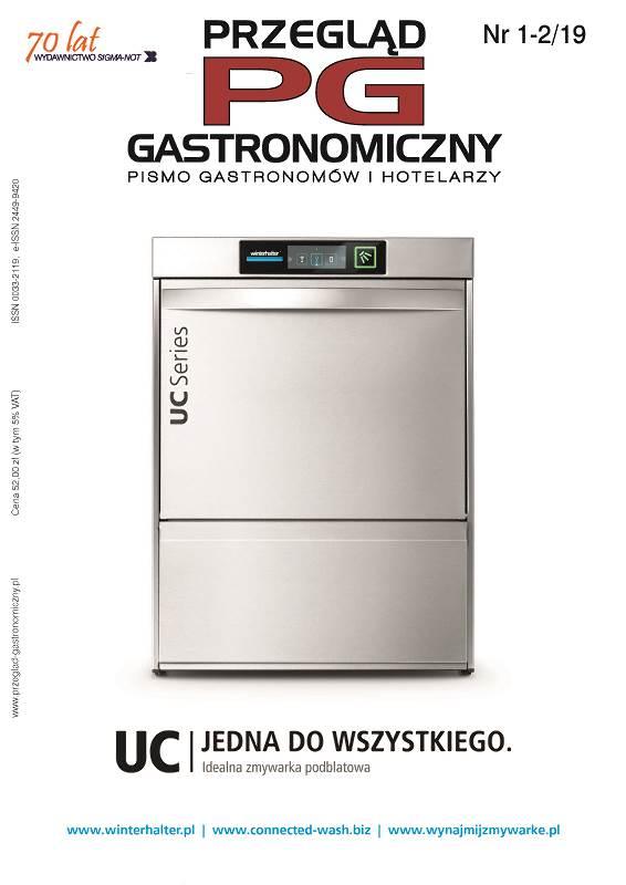 Przegląd Gastronomiczny 01-02.2019