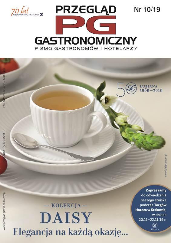 Przegląd Gastronomiczny 10.2019