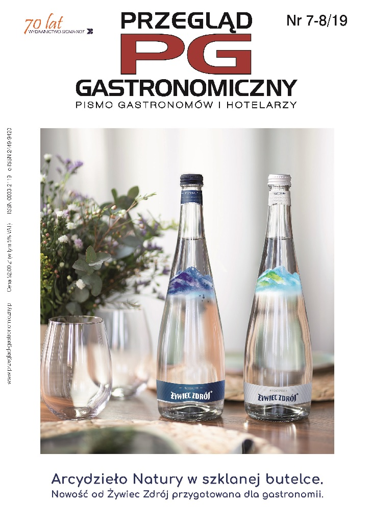 Przegląd Gastronomiczny 07-08.2019