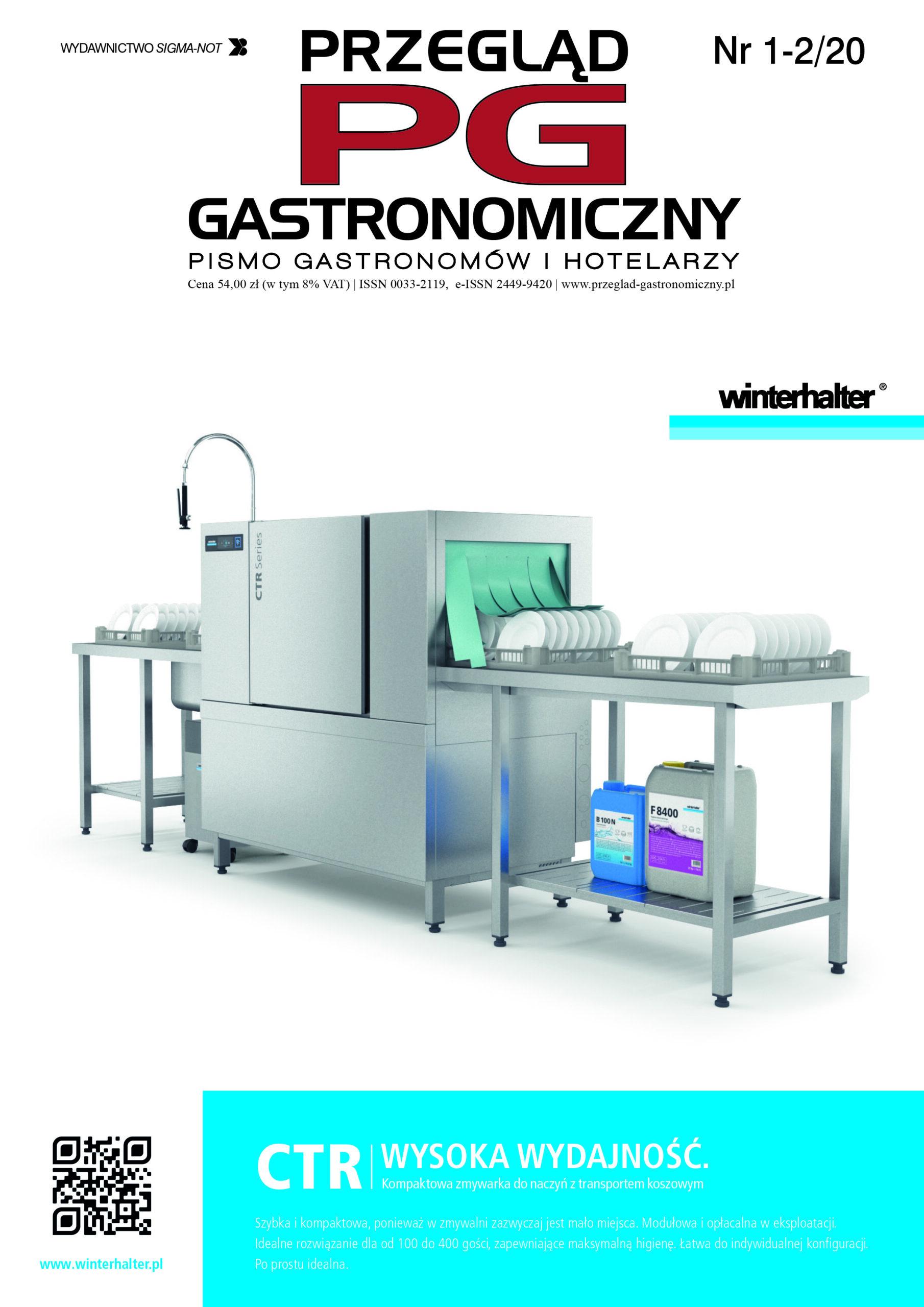 Przegląd Gastronomiczny 01-02.2020