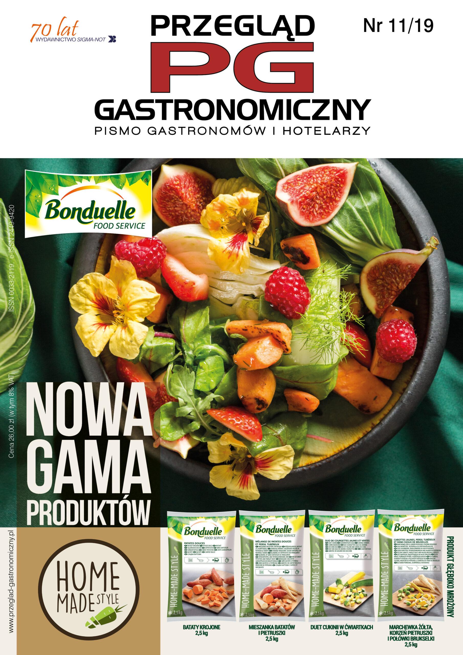 Przegląd Gastronomiczny 11.2019