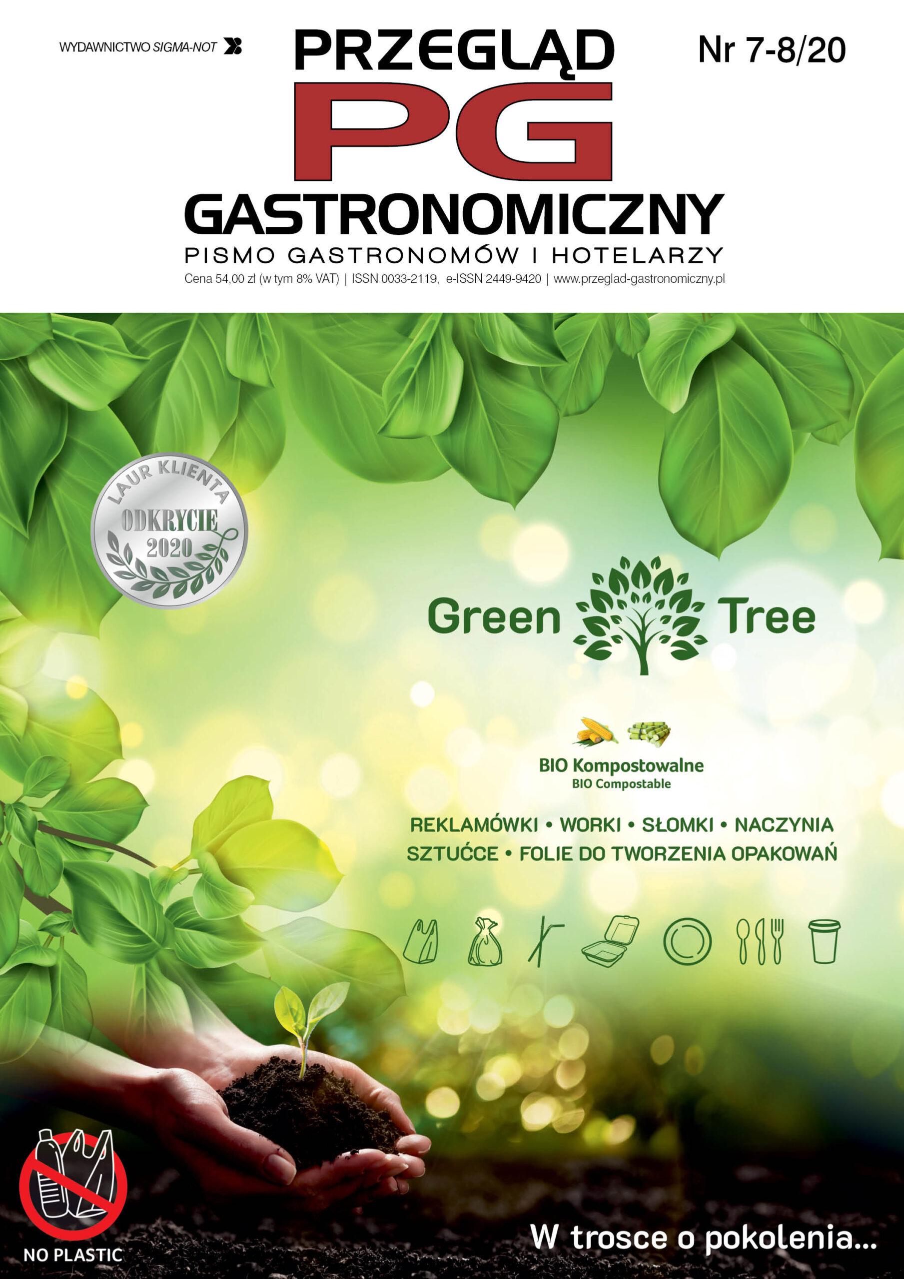 Przegląd Gastronomiczny 07-08.2020