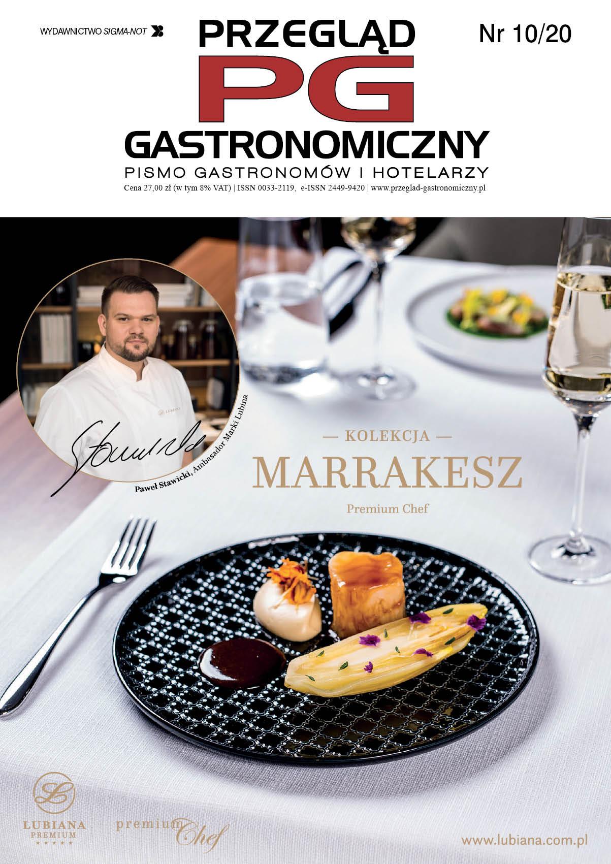 Przegląd Gastronomiczny 10.2020